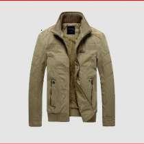 Распродажа стильных брендовых мужских курток AFS Jeep, в Москве