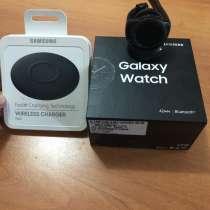 Часы samsung galaxy watch, беспроводная зарядка для samsung, в Пыть-яхе