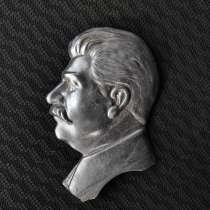 Барельеф Сталин СССР, в Ростове-на-Дону