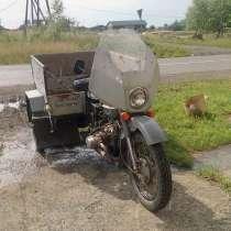 Трицикл Урал с кузовом, в Ачинске