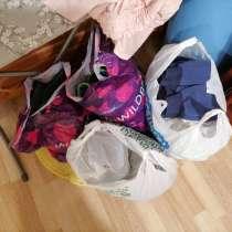 Отдам 4 пакета с детскими вещами для мальчика на рост 1,46, в Зеленограде