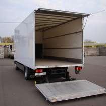 Перевозка на машине с гидробортом (гидролифтом), в Пензе