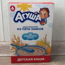 Каша молочная из пяти злаков, в Москве