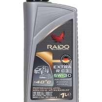 RAIDO Extra R 5W-30 C3 - синтетическое моторное масло, в г.Алматы