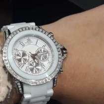Часы керамика с бриллиантами 2.29 ct, в Саках