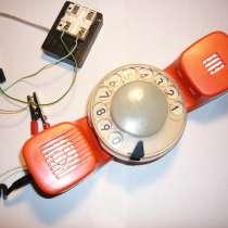 Монтерская телефонная трубка с индикацией вызова, в Москве