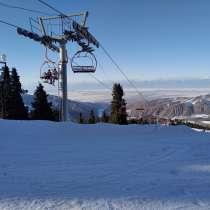 Инструктор по сноуборду, горным лыжам в Караколе, в г.Каракол