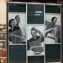 Печать на шкаф-купе. Нанесение рисунка на стекло, в г.Брест