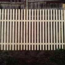 Пиломатериалы - Забор, пролёт (секция) из штакетника, в Кемерове