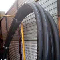 Труба ПЭ для воды D=63х3.8мм, в Краснодаре