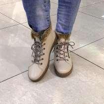 Женские зимние ботинки. Размеры 41 - 44, в Красноярске