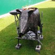 Мангалы скульптурные в виде животных, в Краснодаре