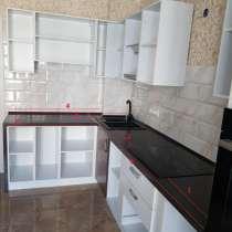 Кухонный гарнитур без фасадов, в Тольятти