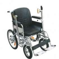Кресло-коляска с ручным рычажным приводом, в Омске