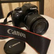 Фотоаппарат canon eos 1100d, в Санкт-Петербурге