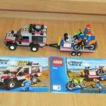 игрушку Лего сити Транспортёр мотоциклов, в Иванове