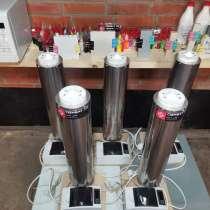 Электрошприц для литья двухцветных приманок, в Омске
