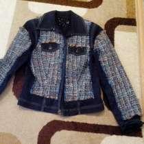 Куртку джинсовую, в г.Каменец
