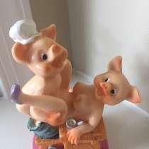 Статуэтка свинья. Символ года, в Твери