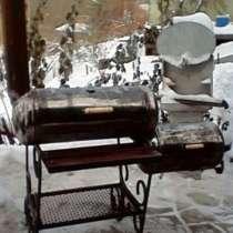 Производство смокера и любых печей для бани с толщиной 10мм, в Екатеринбурге