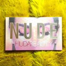 Палетка теней Huda Beauty The New Nude ⠀, в Новокузнецке