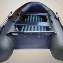 Продал новую надувную лодку с мотором, в Санкт-Петербурге