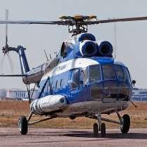 Вертолет МИ-8Т, в Екатеринбурге
