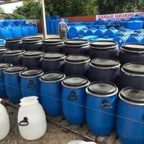 Бак, бочки для воды, пищевые - (новые), в Краснодаре