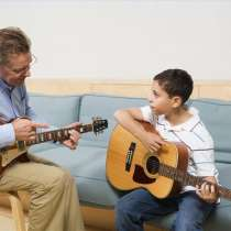 Игра на гитаре Улан-Удэ обучение для детей, в Улан-Удэ