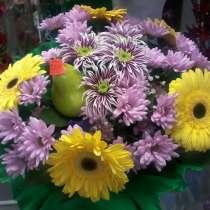 Продажа цветов и букетов, в Кировске