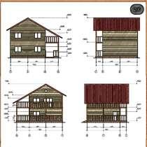 Строим просторный дом в Пивоварихе, в Иркутске