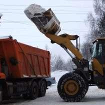Вывоз Снега, в Перми