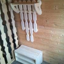 Изготовление мебели из дерева ручной работы, в г.Красный Лиман