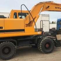 Продам колесный экскаватор Хундай Hyundai R170W, в Челябинске