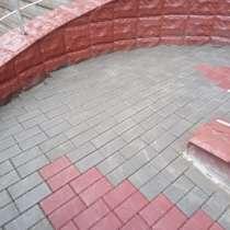 Тротуарная плитка, в Москве
