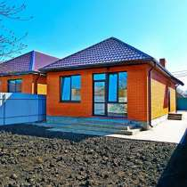 Продаётся Дом от Застройщика! 90 кв. м на 3 сотках, в Краснодаре