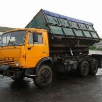 Вывоз снега Вывоз мусора Песок щебень чернозем, в Тольятти