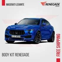 Body kit para Maserati Levante 2017-2018, в г.Сан-Жуан-дел-Рей