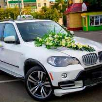 Аренда машин для свадьбы BMW Х5, в Иванове