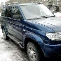 подержанный автомобиль УАЗ Патриот Лимитед, в Новокузнецке