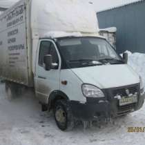 грузовой автомобиль ГАЗ 3302, в Белгороде