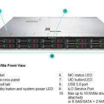 Сервер HPE ProLiant DL360 Gen10, в г.Ташкент
