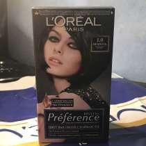 Краска для волос L'oreal в черном цвете, оттенок неаполь 1.0, в Зеленограде