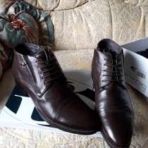 Мужские зимние ботинки, в Иркутске