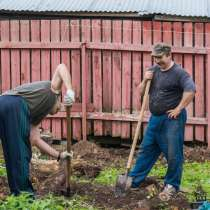 Садовые работы и благоустройство вашего участка, в Омске