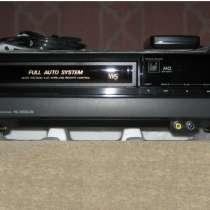 ВИДЕОМАГНИТОФОН AIWA VHS (Модель: HV-DK510 GPSKS) НОВЫЙ, в Москве