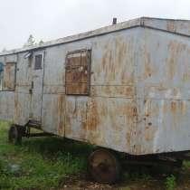 Продам вагончики-бытовки, в Шуе