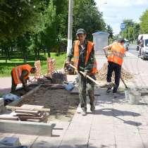 Рабочие строительных специальностей, разнорабочие, в Москве