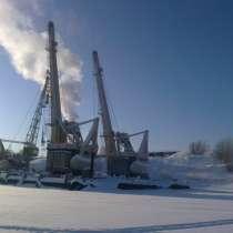 Продам три плавкрана г/п 16 тонн, в Севастополе
