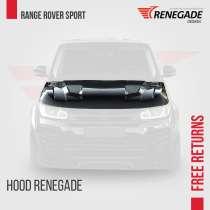 """Hood for Land Rover Range Rover Sport 2014-2020 """"Renegade"""", в г.Пелотас"""